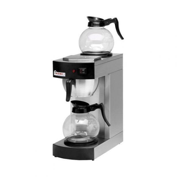 Koffiezetapparaat met dubbele kan huren