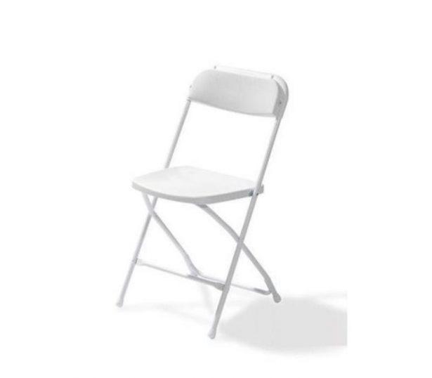 Klapstoel huren - stoel huren