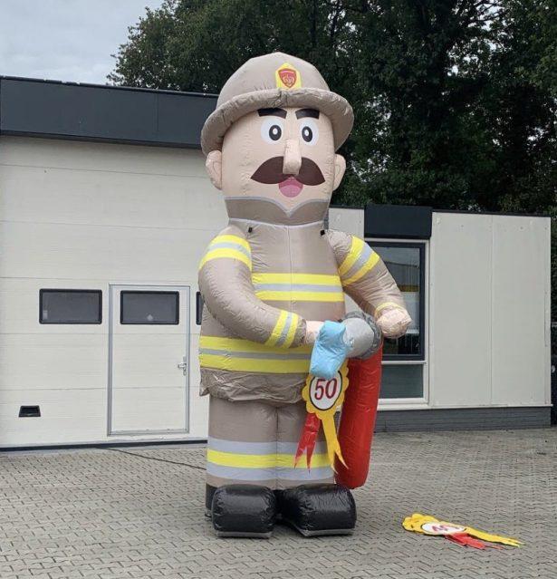 Abraham brandweer