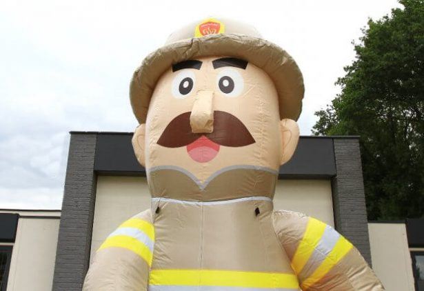 brandweerman abraham