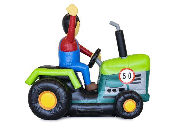 abraham tractor