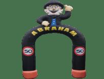 Feestboog Abraham