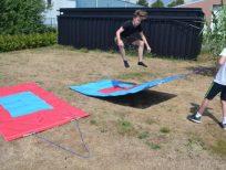 springtapijt zeskamp spel huren