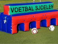 Voetbalsjoelen zeskamp spel huren