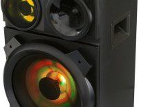 bluetooth speaker met led effecten