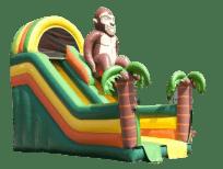 Gorilla glijbaan groot