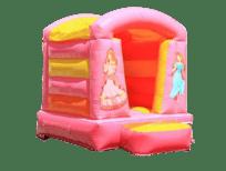 Springkussen Prinses Mini Overdekt