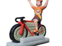 abraham wielrenner fietser